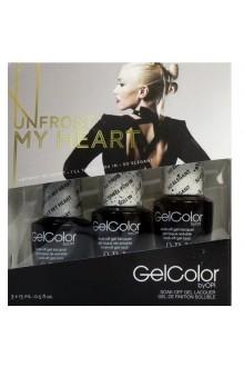 OPI GelColor - Gwen Stefani Holiday 2014 - Unfrost My Heart Trio - 0.5oz / 15ml each