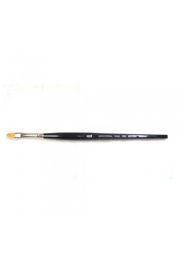 OPI - Universal Oval Gel Brush - Synthetic - BR 808