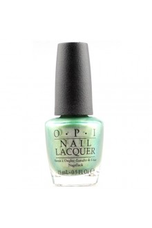 OPI Nail Lacquer - Coca-Cola 2014 Collection - Visions of Georgia Green - 0.5oz / 15ml