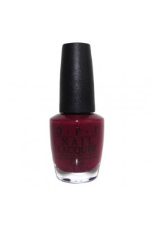 OPI Nail Lacquer - Alice Through The Looking Glass Collection - What's The Hatter With You? - 0.5oz / 15ml