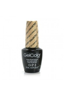 OPI GelColor - Coca-Cola 2014 Collection - You're So Vain-illa - 0.5oz / 15ml