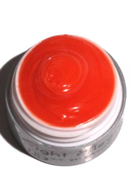 Light Elegance Gel Art 3D: Orange - 0.29oz / 8ml