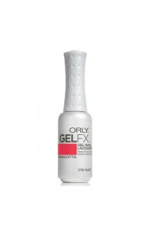 Orly Gel FX Gel Nail Color - Terracotta - 0.3oz / 9ml