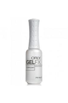 Orly Gel FX Gel Nail Color - Top Coat - 0.3oz / 9ml