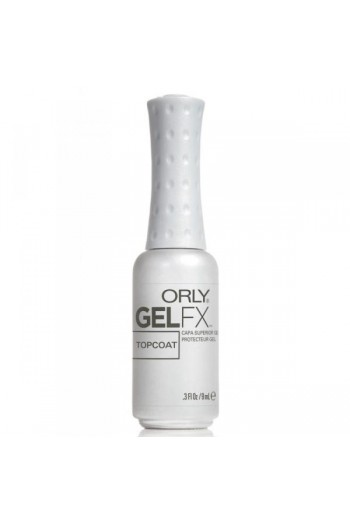 Orly Gel FX Gel Nail Color - Top Coat - 0.3oz / 9ml
