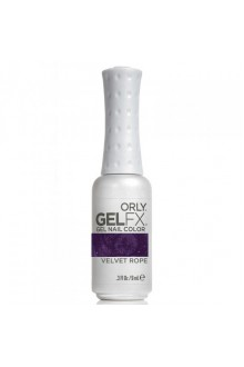 Orly Gel FX Gel Nail Color - Velvet Rope - 0.3oz / 9ml