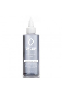 Orly Nail Treatment - Sec 'N Dry - Quick-Dry Topcoat - 4oz / 118ml