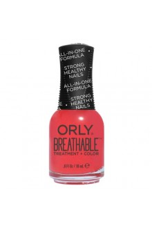 Orly Breathable Nail Lacquer - Treatment + Color - Beauty Essential - 0.6oz / 18ml
