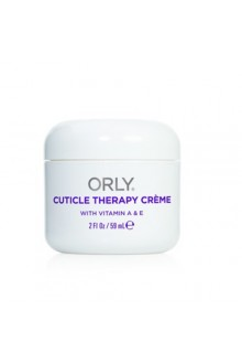 Orly Nail Treatment - Cuticle Therapy Creme - With Vitamins A & E - 2oz / 59ml