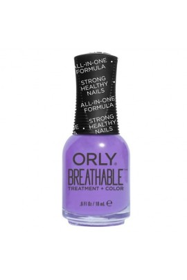 Orly Breathable Nail Lacquer - Treatment + Color - Feeling Free - 0.6oz / 18ml