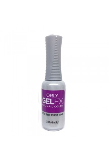 Orly Gel FX Gel Nail Color - Coastal Crush Summer 2017 Collection - For the First Time - 0.3oz / 9ml