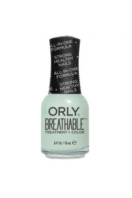 Orly Breathable Nail Lacquer - Treatment + Color - Fresh Start - 0.6oz / 18ml