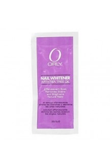 Orly Nail Treatment - Nail Whitener - Effervescent Soak - 0.53oz / 15g - 1 pk