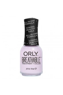 Orly Breathable Nail Lacquer - Treatment + Color - Pamper Me - 0.6oz / 18ml
