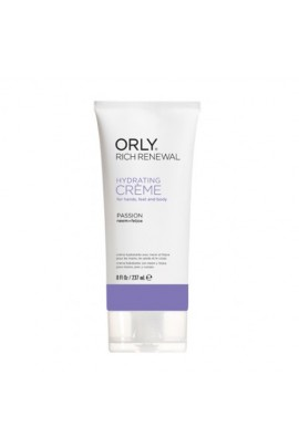 Orly Rich Renewal - Hydrating Creme - Passion - 8oz / 237ml