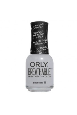 Orly Breathable Nail Lacquer - Treatment + Color - Power Packed - 0.6oz / 18ml