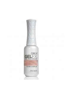 Orly Gel FX Gel Nail Color - Sand Castle - 0.3oz / 9ml