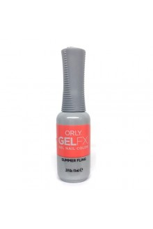 Orly Gel FX Gel Nail Color - Coastal Crush Summer 2017 Collection - Summer Fling - 0.3oz / 9ml