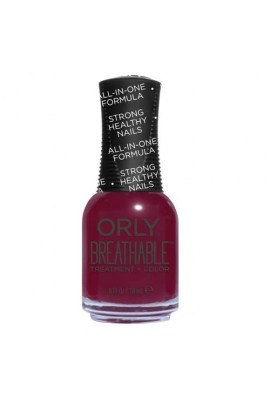Orly Breathable Nail Lacquer - Treatment + Color - The Antidote - 0.6oz / 18ml