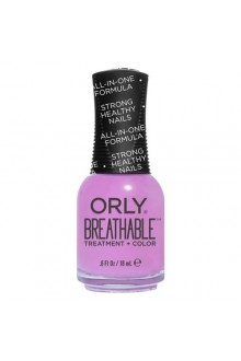 Orly Breathable Nail Lacquer - Treatment + Color - TLC - 0.6oz / 18ml