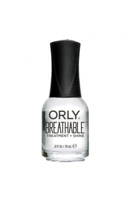 Orly Breathable Nail Lacquer - Treatment + Shine - 0.6oz / 18ml