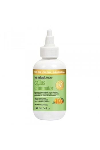 Prolinc Be Natural Fresh Orange Callus Eliminator - 4oz / 118ml