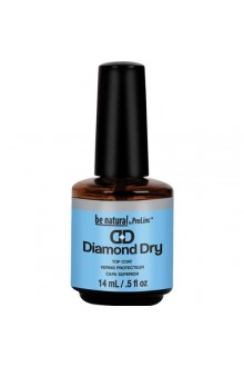 Prolinc Be Natural Diamond Dry Top Coat - 0.5oz / 15ml