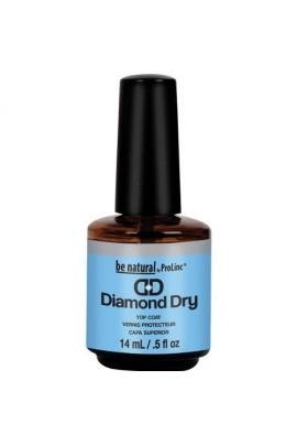Prolinc Be Natural Diamond Dry Top Coat - 0.5oz / 15ml