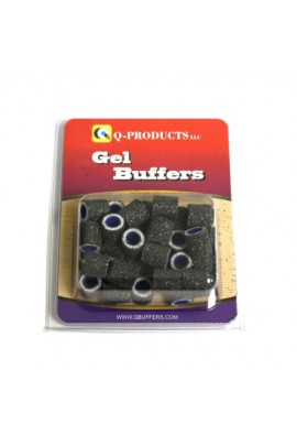 Q-Buffers - Gel Buffers - 30ct - Mini Buffing Bands