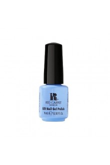Red Carpet Manicure LED Gel Polish - Blue-Delicious - 0.3oz / 9ml