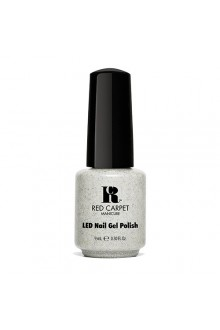 Red Carpet Manicure LED Gel Polish - Power of the Gem Collection - Diamond - 0.3oz / 9ml