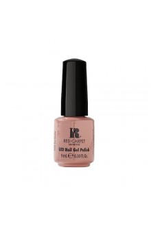 Red Carpet Manicure LED Gel Polish - Re-Nude - 0.3oz / 9ml