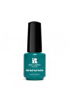 Red Carpet Manicure LED Gel Polish - Power of the Gem Collection - Zircon - 0.3oz / 9ml