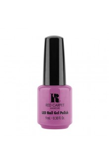 Red Carpet Manicure LED Gel Polish - Escape to Paradise 2016 Collection - Boats & Heels - 0.3oz / 9ml