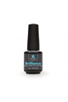 Red Carpet Manicure Brilliance Seal & Shine Top Coat Gel  - 0.3oz / 9ml