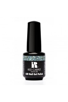 Red Carpet Manicure LED Gel Polish - Trendz Collection - Celebrity Gossip - 0.3oz / 9ml