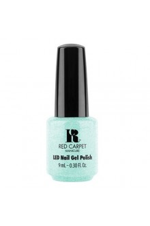 Red Carpet Manicure LED Gel Polish - Countdown to Fab - 0.3oz / 9ml