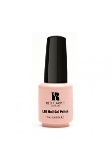 Red Carpet Manicure LED Gel Polish - Crème de la Crème - 0.3oz / 9ml