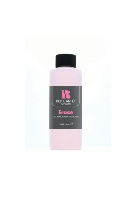 Red Carpet Manicure - Erase - Gel Polish Remover - 4oz / 120ml