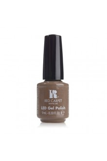 Red Carpet Manicure LED Gel Polish - Expresso Yourself - 0.3oz / 9ml