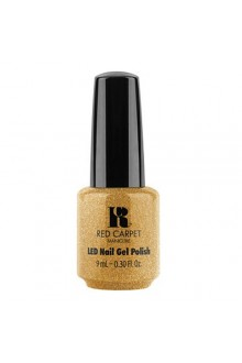 Red Carpet Manicure LED Gel Polish - Glam & Gorge - 0.3oz / 9ml