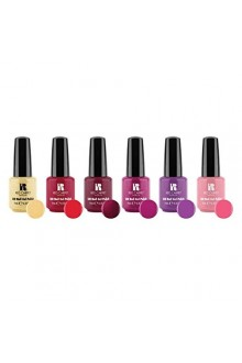 Red Carpet Manicure LED Gel Polish - Hello Gorgeous Spring 2016 Collection - ALL 6 Colors - 0.3oz / 9ml Each