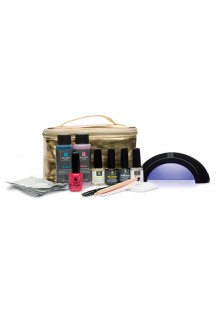 Red Carpet Manicure - 2016 Holiday Pro Kit w/ Pro Light & GWP Gold Bag