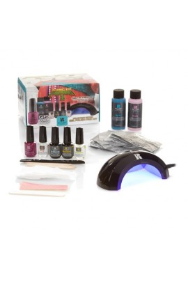 Red Carpet Manicure - Gel Polish Pro Kit w/ Professional LED Light - Kung Fu Panda 3