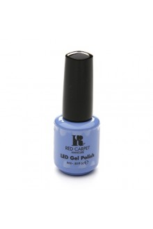 Red Carpet Manicure LED Gel Polish - Love Those Baby Blues - 0.3oz / 9ml