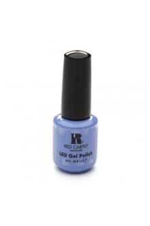 Red Carpet Manicure LED Gel Polish - Love Those Baby Blues - 0.3oz / 9ml