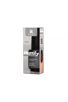 Red Carpet Manicure Mattify Top Coat - 0.3oz / 9ml
