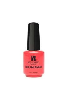 Red Carpet Manicure LED Gel Polish - Mimosa by The Pool - 0.3oz / 9ml
