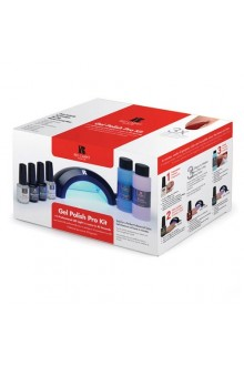 Red Carpet Manicure - Gel Polish Pro Kit w/ Professional LED Light