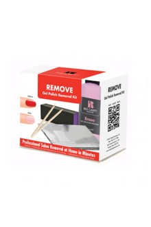 Red Carpet Manicure - Remove - Gel Polish Removal Kit